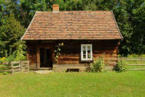 בית חווה מסורתי ביער השחור- מקום טוב ללינה