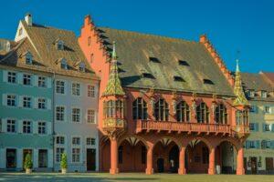 בית העירייה של פרייבורג