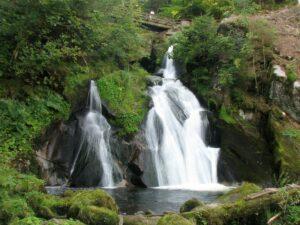 מפלי טריברג - גאוות היער השחור והמפלים הגבוהים ביותר בגרמניה